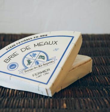 Brie de Meaux ©Christophe Meireis
